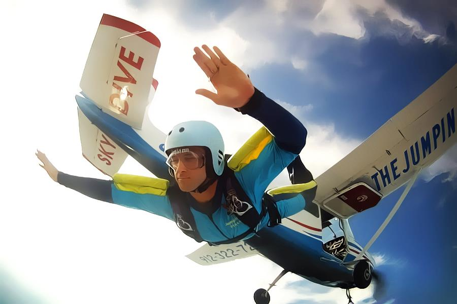 """AFF Level 1: Solo Skydiving """"Learn to Skydive"""" - The ..."""