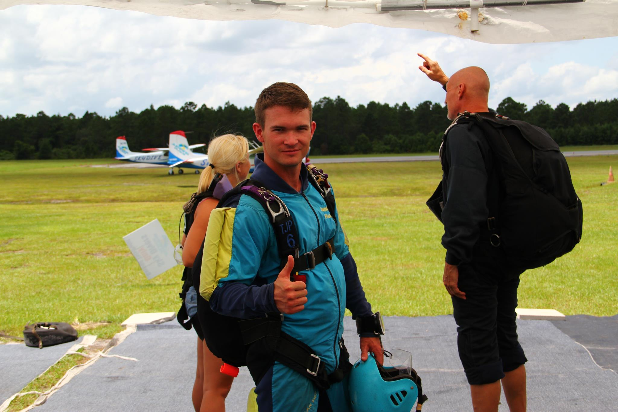 best skydive, Georgia Skydiving, Skydive Savannah